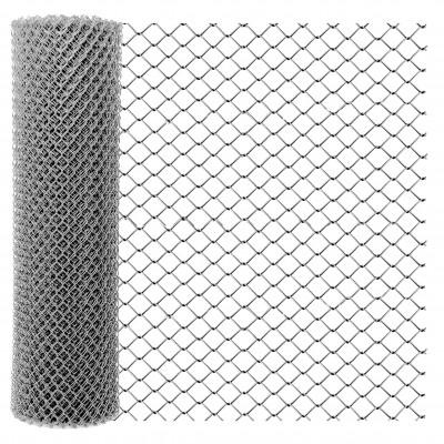 Сетка Рабица 3.0х10м Ø2.5 50х50мм оцинкованная