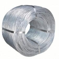 ПРОВОЛОКА оцинкованая, (Ø 1.6) обработанная, в Розеттах 500-700 кг