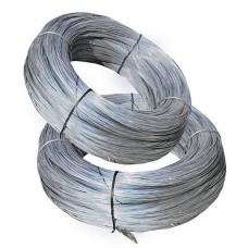 ПРОВОЛОКА оцинкованая, (Ø 1.6)  обработанная, в мотках 80-120 кг.